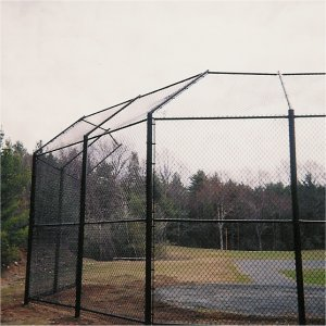 Chain Link Sports Areas